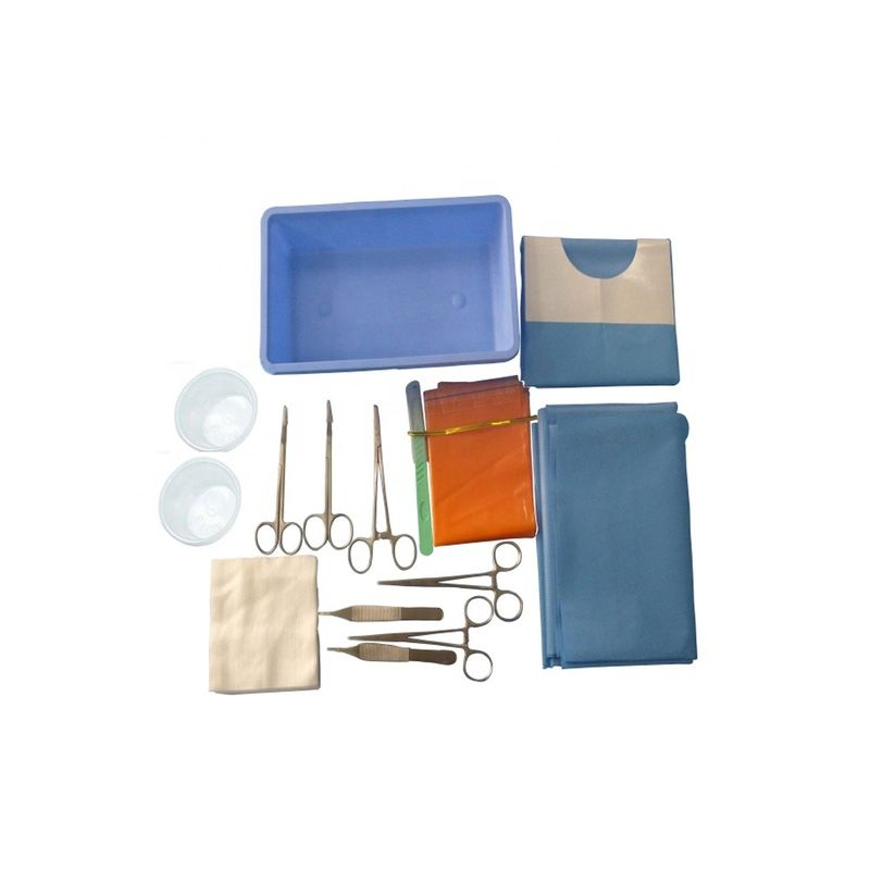 Disposable Sterile Medical Craniotomy Set Custom Logo Printing ISO13485